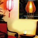 Trang trí nhà bằng đèn lồng
