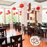 Đèn trang trí nhà hàng Hà Nội phố – Quận 7
