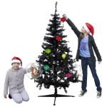 Ý tưởng trang trí đèn Noel
