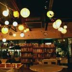Các loại đèn trang trí quán cafe