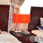 Đèn phòng ngủ khách sạn Thiên Tùng