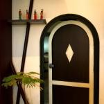 Ngôi nhà ấm cúng với thiết kế đèn nghệ thuật