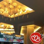 Đèn lồng Việt trang trí trung thu tại Tràng Tiền Plaza