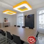 Các mẫu đèn thả trần văn phòng
