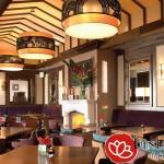 Các mẫu đèn thả trần trang trí nhà hàng cao cấp