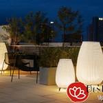 Bí kíp chọn đèn trang trí cho quán cafe không gian hẹp