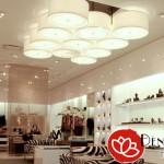Kinh nghiệm chọn đèn trang trí nội thất Showroom