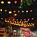 Đèn lồng Hội An tưng bừng đón xuân Đinh Dậu 2017