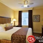 Đèn bàn phòng ngủ cho biệt thự nghỉ dưỡng