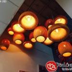 Đèn trang trí cafe cổ điển
