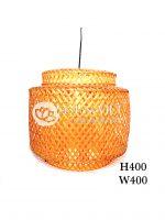 Đèn lồng mây tre đan DT-MT030 trang trí được sử dụng trang trí trong nhà hàng, khách sạn mang phong cách Việt.